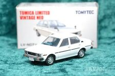 [TOMICA LIMITED VINTAGE NEO LV-N07a 1/64] TOYOTA COROLLA 1500GL(White)