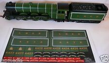TRIANG HORNBY A3 LNER LOCOMOTIVE REFURB / CONV KIT TO 1 0F 3 NAMES LHP HD512