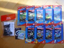 Brand New Sealed Nintendo E Reader Complete Games Set Donkey Kong Mario LOT