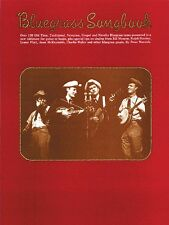 Bluegrass Songbook Sheet Music Melody Lyrics Chords NEW 014004665