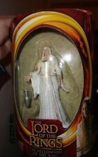 LORD OF THE RINGS GALADRIEL FIGURE MINT IN BOX  FREE U.S. SHIPPING