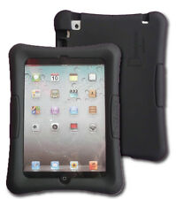 Kid Friendly Protective Silicone Shell Case for iPad mini (Black)