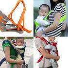 Practical Breathable Mesh Baby Sling Wrap Carrier Wheel for Infant Babies hv2n