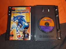 USA Sonic Gems Collection Nintendo Gamecube Game
