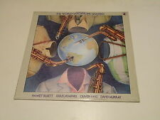 Steppin´With The World Saxophone Quartet - LP 1979 BLACK SAINT MADE IN ITALY -