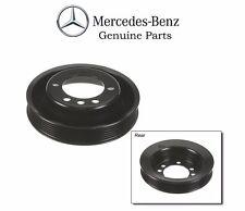 Genuine Crankshaft Pulley Fits: Mercedes-Benz 190 190E 201 Chassis