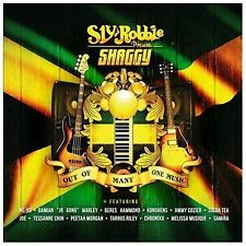 Out of Many, One Music [Digipak] by Shaggy (CD, Dec-2013, Ranch Entertainment)