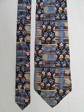 -AUTHENTIQUE  cravate cravatte KARL LAGERFELD  100% soie  TBEG  vintage