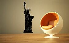 Wall Stickers Vinyl Decal Statue of Liberty USA New York Symbol (ig1010)