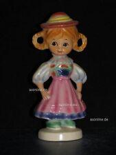 +#A014319_21 Goebel Archivmuster Cortendorf Figur 1468 Mädchen bayerische Tracht