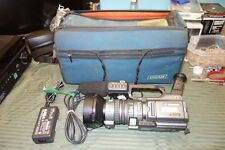 Sony Handycam DSR-PD150 Professional Digital DV Camcorder - Tested and working