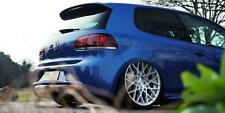 SILVER 18X8.5 +45 ROTIFORM BLQ 5X112 WHEEL FIT VW JETTA GOLF GTI MKV AUDI A3 A6