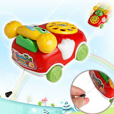 New Hot Baby Toys Music Cartoon Phone Educational Developmental Kids Toy Gift