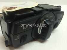 BMW E60/61 5 Series Headlight Switch Panel, Auto Lights, 6988555