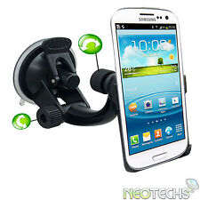Windscreen Car Holder Mount Cradle Dash for Samsung Galaxy S3 III i9300