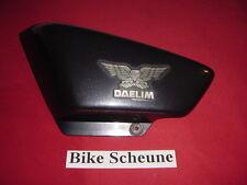 Seitendeckel links anthrazit metallic Daelim VT 125