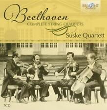 Beethoven: Suske Quartett - Complete String Quartets *7 CD*NEU*