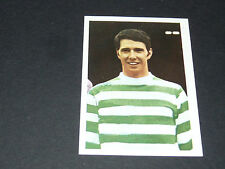 379 JIM CRAIG SCOTLAND CELTIC GLASGOW C1 FKS PANINI FOOTBALL ENGLAND 1970-1971