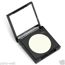Single Square Matte Ladies Pure Eye Shadow Makeup Cosmetic Palette Mirror White