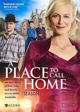 A Place to Call Home: Season 3 DVD, 2016