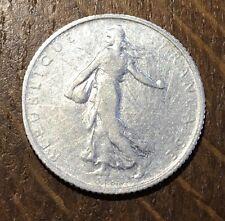 PIECE DE 1 FRANC SEMEUSE 1909 EN ARGENT (88)