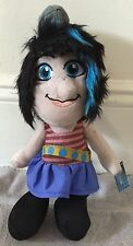 "NEW Smurfs Movie Plush VEXY Naughties Girl 14"" Kelly Toy Smurfette's Friend"