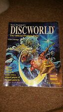 terry pratchett discworld the official strategy guide