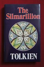 THE SILMARILLION J.R.R. TOLKIEN - TRUE FIRST EDITION/FIRST PRINTING - **RARE**