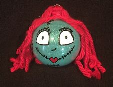 Sally Shatterproof Christmas Ornament Nightmare Before Christmas Jack Skelling
