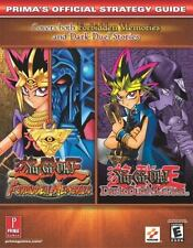 Yu-Gi-Oh! Dark Duel Stories (GBC) and Forbidden Memories (PSX) (Prima's Official