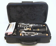 Brand New Band Approved Bb Clarinet w Carrying Case *GREAT GIFT PACKAGE*
