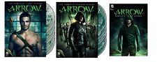 Arrow: The Complete Series Season 1-3 (DVD, 2015) New