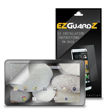 "2X EZguardz LCD Screen Protector Cover HD 2X For DigiLand DL1010Q 10"" Tablet"