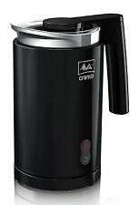 Melitta Cremio Milk Heater and Frother Hot Cold Black