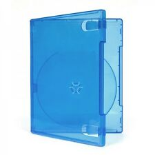 New PS4 Replacement Retail Blu-Ray Game Case (Blue)