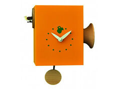Orologi a Cucù e Pendolo, Colorati, in Legno, Home Design, Cuckoo Wall Clock