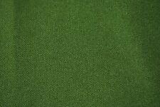 "Upholstery 100% Cotton Kelly Green 10 OZ Soft Bull Denim Canvas Twill Fabric 57"""