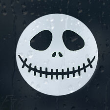 Funny Ghost Happy Halloween Car Or Wall Decal Vinyl Sticker