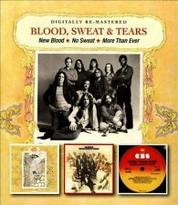 New Blood/No Sweat/More Than Ever [Remastered] by Blood, Sweat & Tears (Beat...