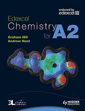 Edexcel Chemistry for A2 by Graham C. Hill (Paperback, 2009)