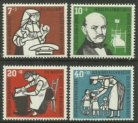 GERMANY. 1956. Humanitarian Relief Fund Set. SG: 1169/72. MNH.