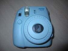 Fujifilm Instax Mini 8 Blue Polaroid Camera with film