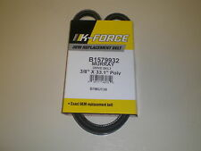 EXACT SIZE TRACTION BELT for Murray, Craftsman snowblower, 1733324sm, 579932 ma