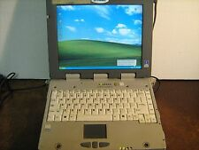 Itronix Go Book III Laptop Notebook with Windows XP Pentium M 1.80Ghz 80GB