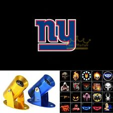 New York Giants Logo Motorcycle Shadow Spotlight Laser Projector Cree LED Light