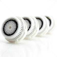 4 SENSITIVE Brush Heads CLARISONIC Mia2 Mia3 PRO PLUS MIA 2 3 Replacement Head