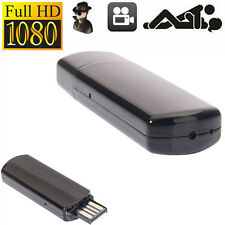 Mini U Disk Camcorder Spy Camera HD 1080P USB Disk Flash Hidden Video DVR Record