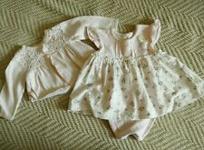 Baby Girl Bundle of Clothes - 0-3 months - Excellent Condition