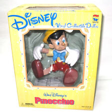 Disney PINOCCHIO Vinyl Collectible Dolls (VCD) Figure by Medicom Toy 2002 RARE