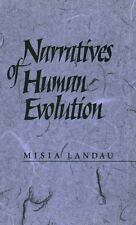 Narratives of Human Evolution Misia Landau Paperback